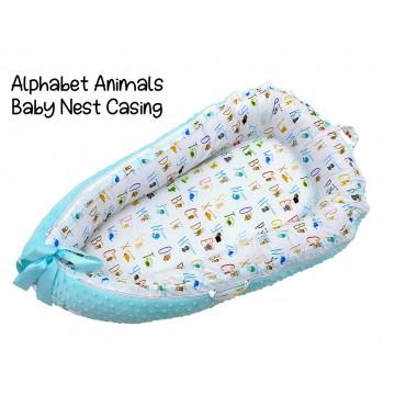 Alphabet Animals Baby Nest Casing