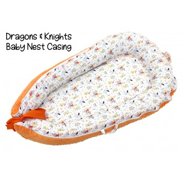 Dragons & Knights Baby Nest Casing