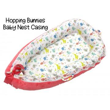 Hopping Bunnies Baby Nest Casing