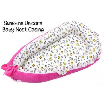 Sunshine Unicorn Baby Nest Casing