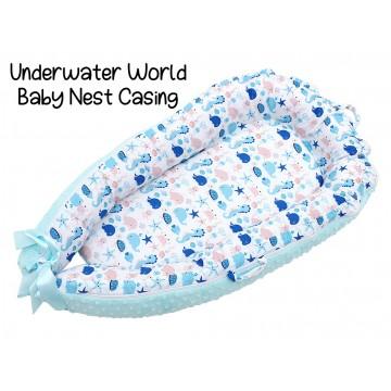 Underwater World Baby Nest Casing