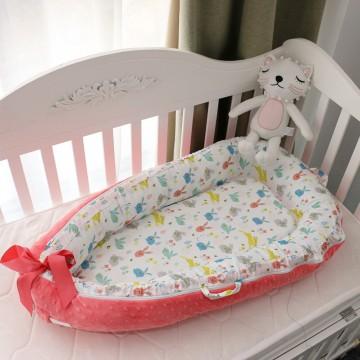 Hopping Bunnies Baby Nest