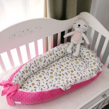 Sunshine Unicorn Baby Nest