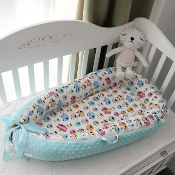 White Sheep Baby Nest