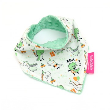 Party Dino Bandana Bib