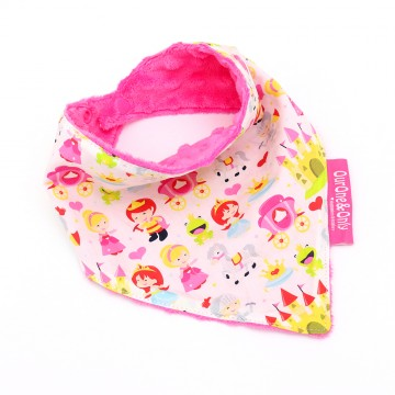 Princess And The Frog Bandana Bib