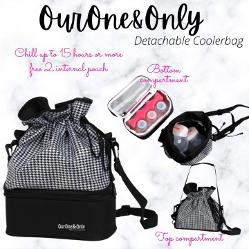 OurOne&Only Detachable Cooler Bag