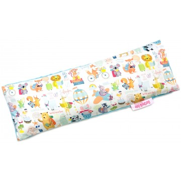 Holiday Time Cotton Minky Long Husk Pillow