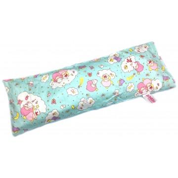Little Twin Stars Cotton Minky Long Husk Pillow