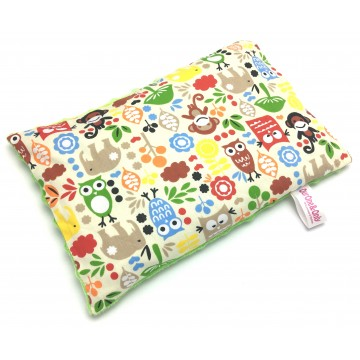 Animals Cotton Minky Short Husk Pillow