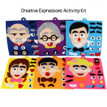 Creative Expressions Activity Kit