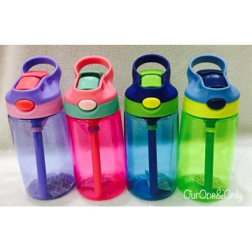 Tritan Straw Drinking Bottle