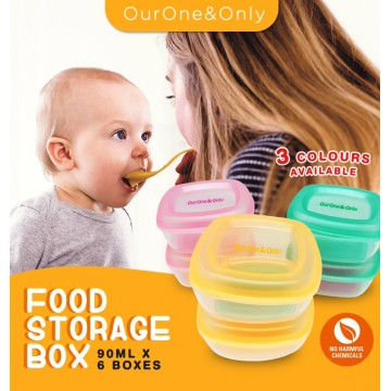 OurOne&Only Food Storage Box