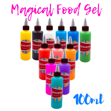 Magical Food Gel