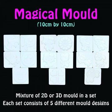 Magical Angel Moulds