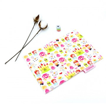 Princess And The Frog Full Cotton Short Pillow Case