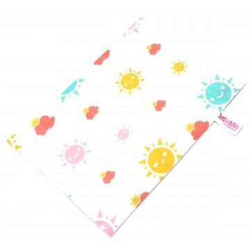 Sunny Full Cotton Short Pillow Case