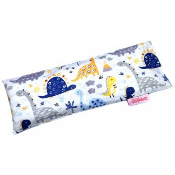 Dinosaur Full Cotton Long Husk Pillow