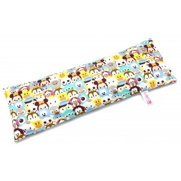Blue Tsum Tsum Full Cotton Long Husk Pillow