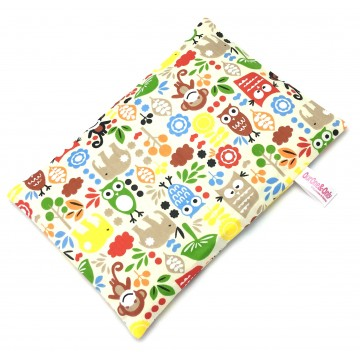Animals Full Cotton Short Husk Pillow