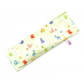 Dino World Full Minky Long Husk Pillow