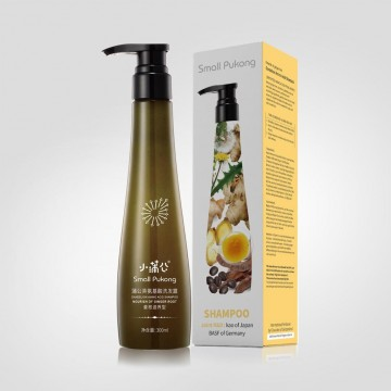 Dandelion Amino Acid Ginger Root Shampoo (300ml)
