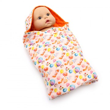 Let's Play Swaddle Blanket