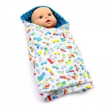 Transportation Swaddle Blanket