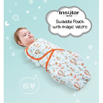 Swaddle Pouch Twin Pack