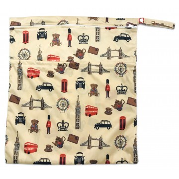 Icons of London Waterproof Wetbag